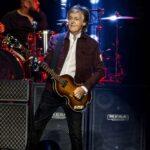 Paul McCartney se presenta en Edmonton, Canada