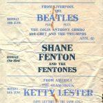 Los Beatles se presentan en el Pavilion