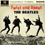 """Se edita el primer EP de los Beatles, """"Twist and Shout"""""""