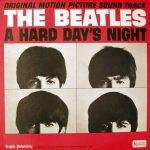 """Lanzamiento del álbum """"A Hard Day's Night"""" en USA"""