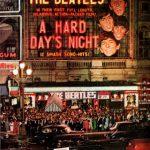 "Premiere de la película ""A Hard Day's Night"""