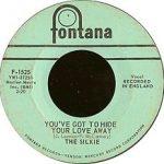 """Lanzamiento del single """"You've Got To Hide Your Love Away"""" de The Silkie"""