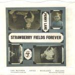 "Lanzamiento del single ""Penny Lane/Strawberry Fields Forever"""