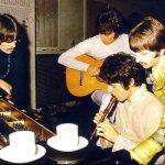 """Los Beatles graban """"Baby You're a Rich Man"""" en los estudios Olympic Sound"""