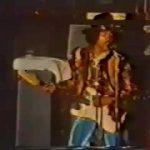 Paul y George acuden a un show de Jimi Hendrix