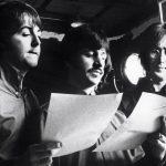 Los Beatles graban su cameo para Yellow Submarine