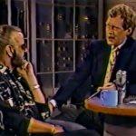 Ringo Starr aparece en el programa de David Letterman