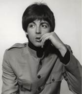 """McCartney es uno de los finalistas de """"Icono vivo de Gran Bretaña"""""""
