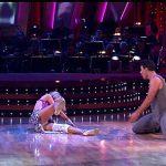 La caída de Heather Mills en la pista de baile