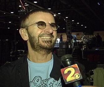 Ringo Starr en exclusiva para la CBS