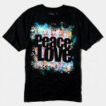 Ringo Starr diseña una camiseta solidaria para Hard Rock Cafe