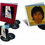 Paul relanza ediciones de lujo de McCartney y McCartney II