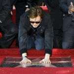 Paul obtiene una estrella en el Paseo de la fama de Hollywood
