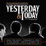 Washington revive el primer concierto de los Beatles minuto a minuto