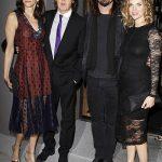 Paul McCartney y Dave Grohl salen a cenar con sus esposas