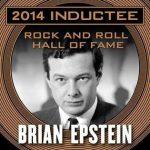Brian Epstein ingresa al Salón de la Fama del Rock n' Roll