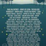 Confirman a Paul McCartney en el Firefly Music Festival