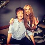 """""""High in the Clouds"""", el proyecto de McCartney con Lady Gaga"""