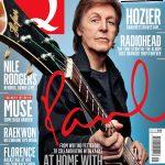 Paul en la portada de la revista Q