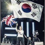 Paul McCartney se presenta en el Estadio Olímpico de Corea del Sur