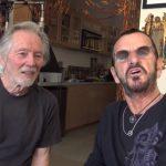 Ringo Starr se reúne con Klaus Voormann