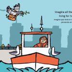 Yoko Ono lanzará libro infantil