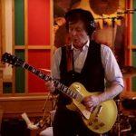 Se subastará guitarra de Paul McCartney