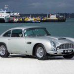 El Aston Martin DB5 de Paul McCartney se suma a subasta