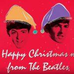 Se anuncia el lanzamiento de la colección de discos navideños de los Beatles