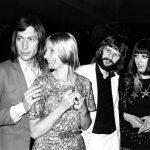 Ringo y Paul asisten a la boda de Mick Jagger
