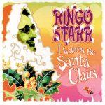"""Se lanza el álbum navideño de Ringo """"I Wanna Be Santa Claus"""""""