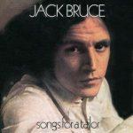 """La canción de Jack Bruce donde toca """"L'Angelo Misterioso"""" se edita en UK"""