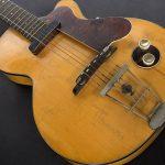 Subastarán la primera guitarra eléctrica de George Harrison