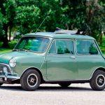 Mini Cooper de Paul se vende en subasta