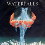 "Se edita en Inglaterra el single ""Waterfalls/Check My Machine"" de Paul McCartney"