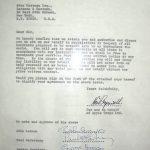 Se subastarán dos cartas relativas a la separación de Los Beatles