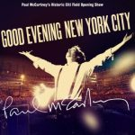 """Good Evening New York City"", lo nuevo de Paul McCartney"