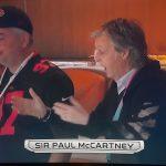 Paul McCartney acude al Superbowl