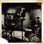 """Los Beatles graban para el show televisivo """"People And Places"""""""