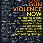 Paul, Ringo, Yoko y varias celebridades firman una carta por el control de armas